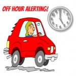 off hour alerting image