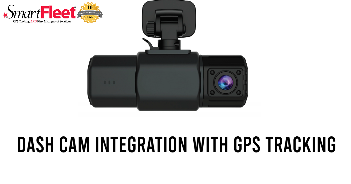 Dash Cam Integration with GPS Tracking